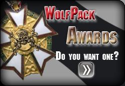 WolfPack: Awards