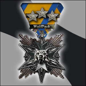 The Generals Wolf Award